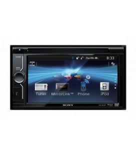 DVD Auto Sony XAV-601BT, dvd auto 2DIN, Bluetooth, MirrorLink