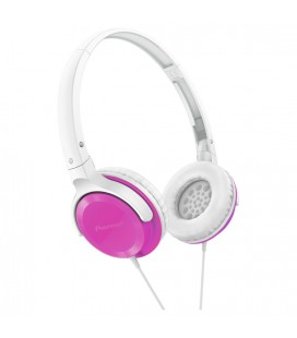 Casti Pioneer SE-MJ502-P, casti on ear