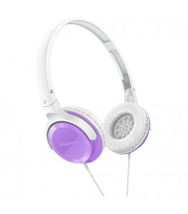 Casti Pioneer SE-MJ502-V, casti on ear