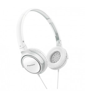 Casti Pioneer SE-MJ512-W, casti on ear