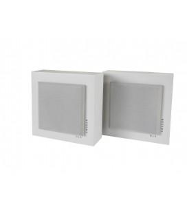 Boxe de perete DLS Flatbox Mini White - bucata