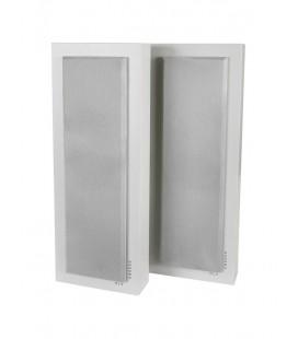 Boxe de perete DLS Flatbox Slim Large White - bucata