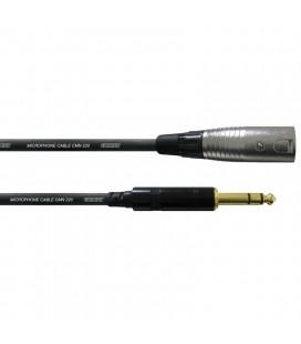 Cablu audio mono Cordial CFM 1.5 MV, 1.5m