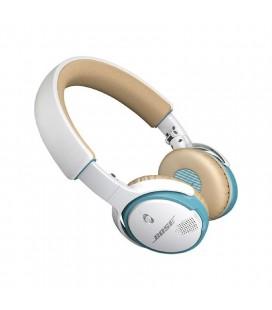 Casti wireless Bose Soundlink OnEar White, casti bluetooth