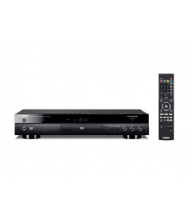 Blu-ray player Yamaha BD-A1040 black, 3D, Miracast, Wi-fi