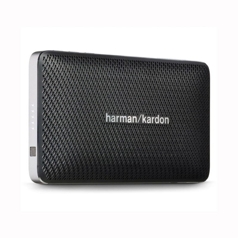 boxe wireless harman kardon esquire mini black cu bluetooth. Black Bedroom Furniture Sets. Home Design Ideas