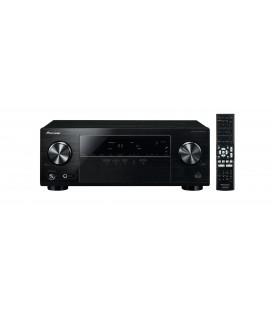 Receiver av Pioneer VSX-329-K, receiver A/V 5.1 canale UHD 4K