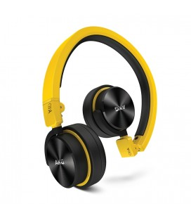 Casti AKG Y40 Yellow, cast on ear mini cu microfon