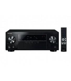 Receiver av Pioneer VSX-424-K, receiver A/V 5.1 canale UHD 4K