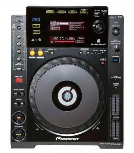 Pioneer CDJ-900, CD Deck Pioneer