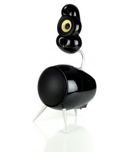 Scandyna Megapod Kit Black, boxe de podea Scandyna - pereche