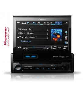 Pioneer AVH-5300DVD, dvd player auto