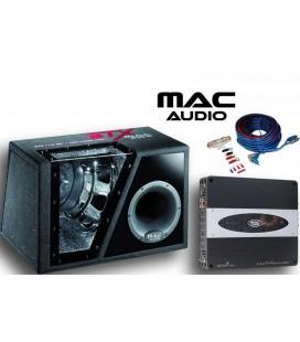 Subwoofer auto Mac Audio STX Junior Bass Pack