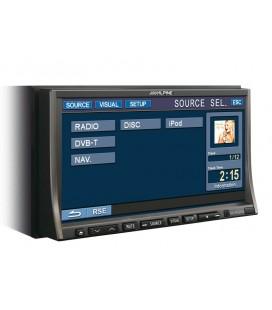 DVD auto Alpine IVA-W520R, USB, 2DIN