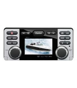 DVD player Clarion CMV1, dvd player pentru ambarcatiuni