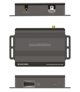 Macrom M-NV2000, unitate navigatie macrom