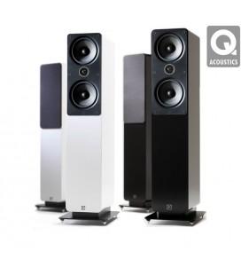 Boxe de podea Q Acoustics 2050i high gloss - pereche