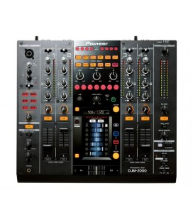 Pioneer DJM-2000, Mixer audio profesional
