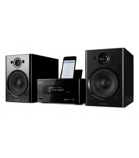 Denon CEOL Picollo black, micro sistem stereo hi-fi