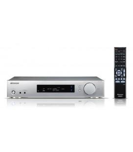 Receiver av Pioneer VSX-S310-S, receiver surround 5.2 3-D ready