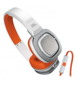 Casti JBL J55i white, casti cu microfon compatibile iphone