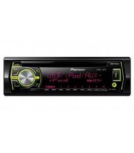 Pioneer DEH-X3500UI, mp3 player auto