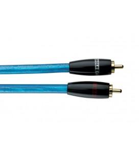 Eagle Cable Condor Blue MC 3.1, interconect stereo 0.75m