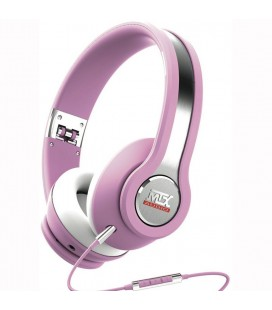Casti MTX iX1 pink, casti on ear