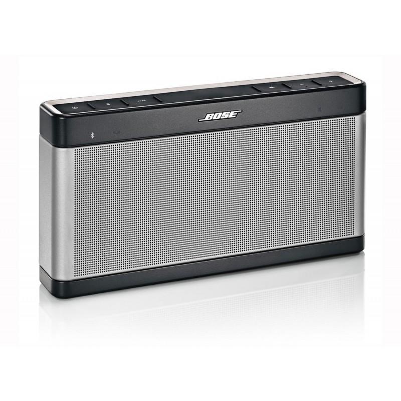 boxe wireless bose soundlink bluetooth speaker iii. Black Bedroom Furniture Sets. Home Design Ideas
