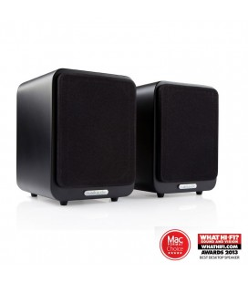 Boxe active Ruark Audio MR1 Black, cu bluetooth
