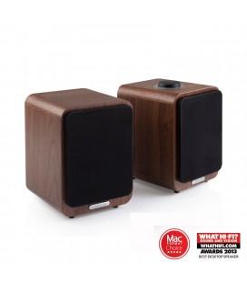 Boxe active Ruark Audio MR1 Walnut, cu bluetooth