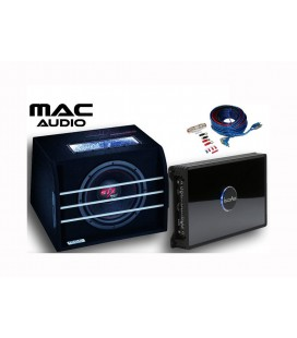 Subwoofer auto Mac Audio STX 112 Reference pack