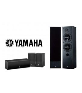Boxe Yamaha NS-50F + NS-P60, set boxe 5.0