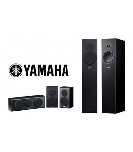 Boxe Yamaha NS-F140+NS-P150, set boxe 5.0