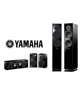 Boxe Yamaha NS-F150 + NS-P150 piano 5.0 pack, set boxe 5.0