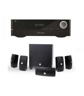 Receiver Harman Kardon AVR 161S cu Set Boxe JBL 5.1 Cinema 610