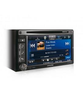 Dvd Auto Alpine IVE-W535BT, bluetooth, USB, 2DIN