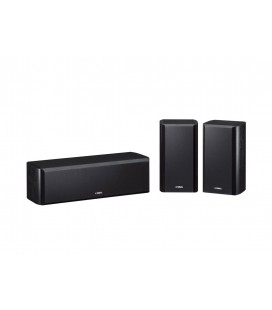 Boxe Yamaha NS-P160 black, set boxe surround 3.0