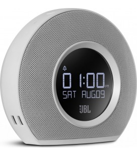 Boxa Wireless JBL Horizon White, Bluetooth, Radio FM, Alarma