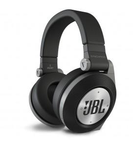 Casti wireless JBl Synchros E50BT Black, casti on ear Bluetooth