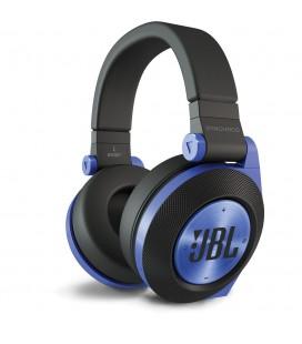 Casti wireless JBL Synchros E50BT Blue, casti on ear Bluetooth
