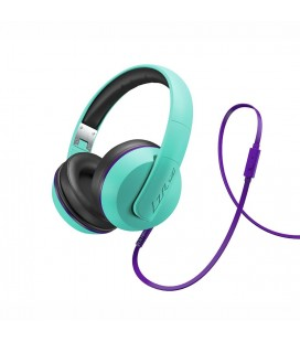 Casti Magnat LZR 580 Green vs. Purple