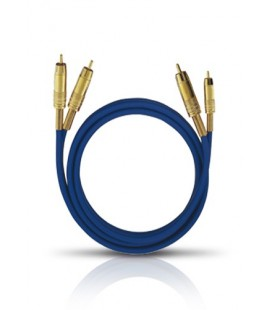Cablu Oehlbach 2029 Master Set NF 1, RCA stereo 1.0m