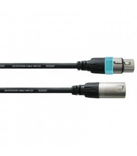 Cablu microfon Cordial CCM 10 FM, 10m