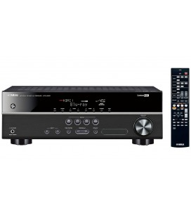 Receiver AV Yamaha HTR-2067, 5.1 surround, 4K UHD pass-through