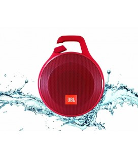 Boxe wireless JBL Clip Red, boxe wireless cu bluetooth