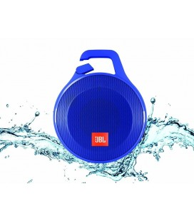 Boxa portabila wireless cu Bluetooth JBL Clip+ Blue