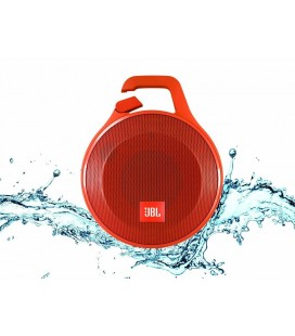 Boxa portabila wireless cu Bluetooth JBL Clip+ Orange