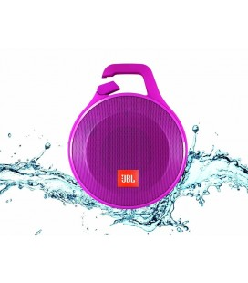 Boxa portabila wireless cu Bluetooth JBL Clip+ Pink