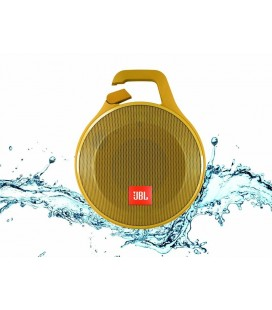 Boxa portabila wireless cu Bluetooth JBL Clip+ Yellow
